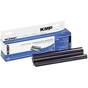 KMP Thermal transfer roll (fax) replaced Brother PC-71RF Compatible