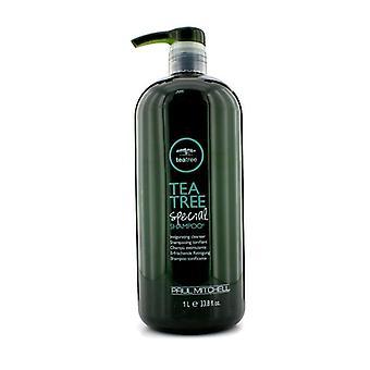 Paul Mitchell Tea Tree Spezial Shampoo (belebende Cleanser) - 1000ml / 33,8 oz