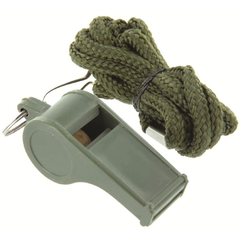 Highlander Traditional High Pitched Referee Whistle