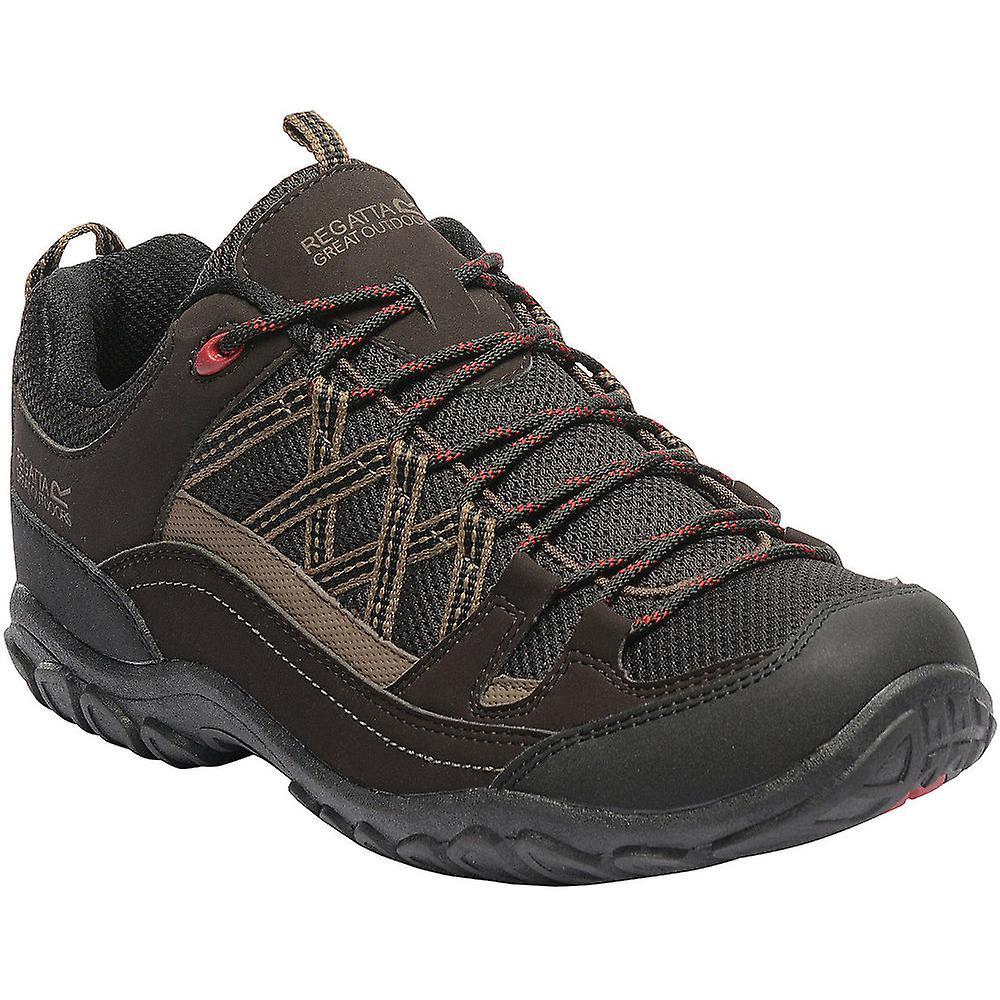 Regatta Mens Edgepoint II Low Lightweight Breathable Walking Shoes
