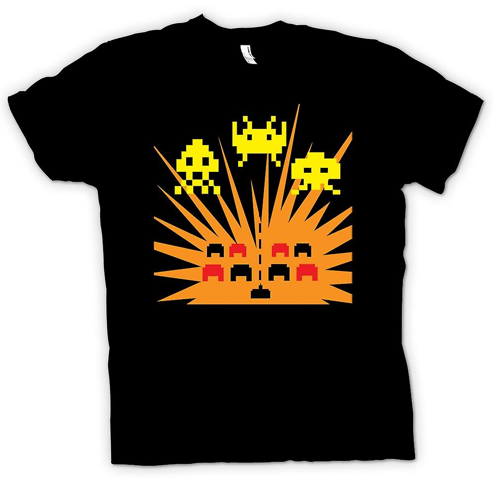 T-shirt - Space Invaders - Game Over