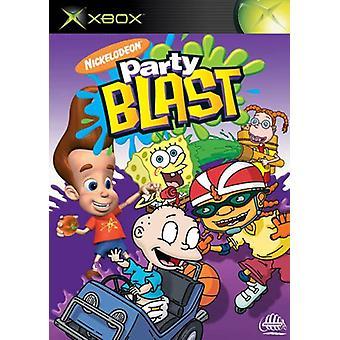 Nickelodeon partij Blast