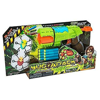 Zuru X strzał Bug Attack Rapid Fire Blaster