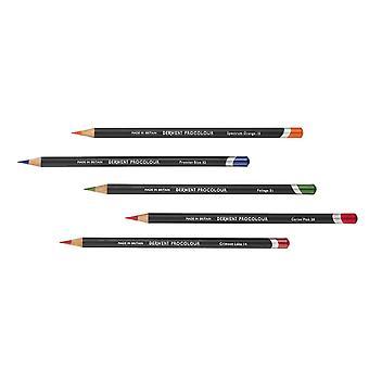 Derwent Procolour Professional Colour Pencils