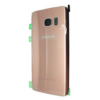 Samsung Galaxy S7 - SM-G930 - okładki - różowego złota