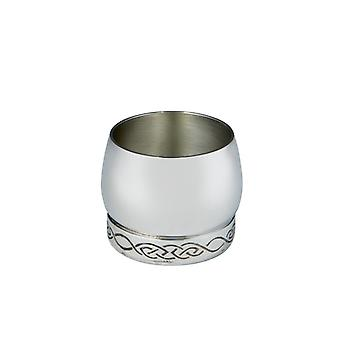 Celtic Pewter Whisky Tot - 3oz