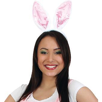 Pink Bunny animal costume white headband Bunny accessory
