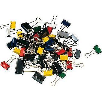 Maul Letter clip 2157899 Assorted colours 50 pc(s)