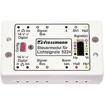 Lighting controller Viessmann 5224 Prefab component