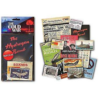 The Cold War Ephemera Memorabilia Pack
