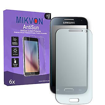 Samsung I9198 Galaxy S4 mini Screen Protector - Mikvon AntiSun (Retail Package with accessories)