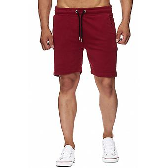 L.A.B Jogg 1928 men's shorts Bordeaux