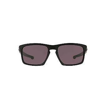 Oakley Sliver Sunglasses In Matte Black Grey Prizm