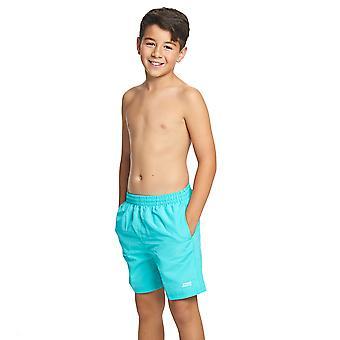 Mittelerweile Junior Boys Penrith schwimmen Shorts Jade für Kinder 6-15 Jahren