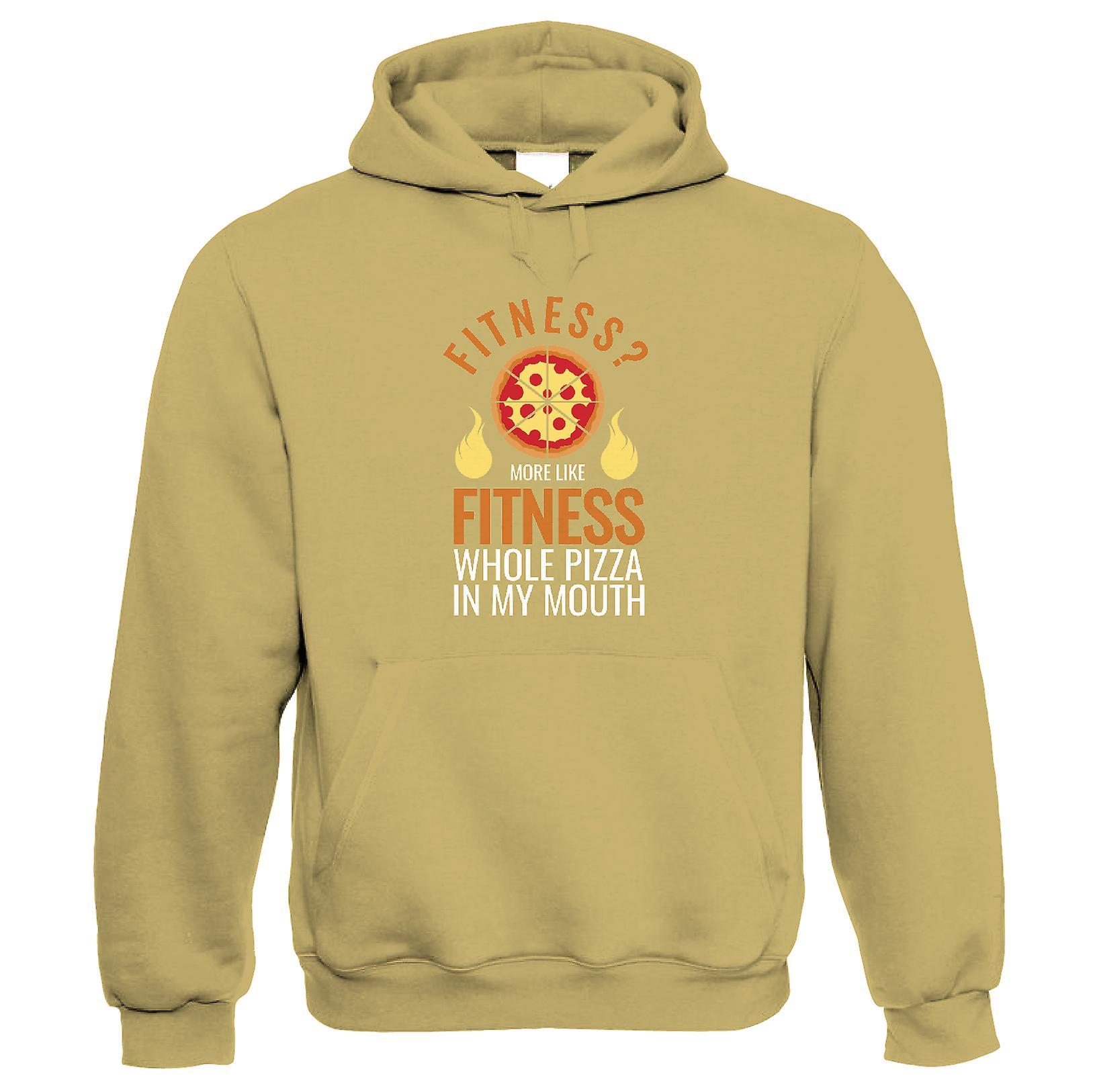 Fitness Pizza, Hoodie