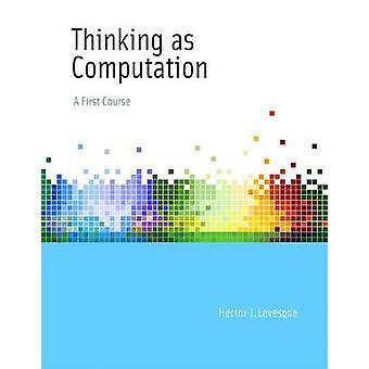 Pensamento como computação - um primeiro curso por Hector J. Levesque - 97802