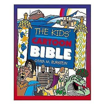 Les enfants Cartoon Bible par Chaya M. Burstein - livre 9780827607293