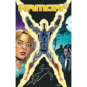 Armor X by Andy Smith - Keith Champagne - 9781606902424 Book