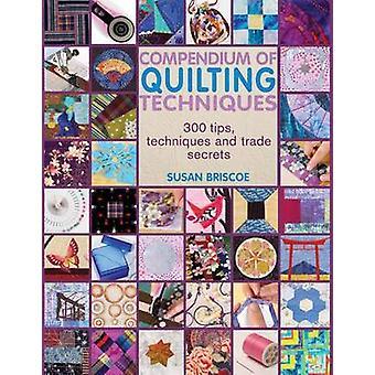 Kompendium der Quilts Techniken von Susan Briscoe - 9781844484041