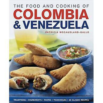 食品やコロンビア、ベネズエラ - 伝統 - マッシュルームの料理