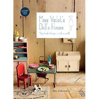 Casa de Miss Violet boneca - mágico faz para o seu mundo em miniatura por