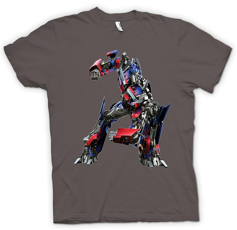 Heren T-shirt - Optimus Prime - Transformers