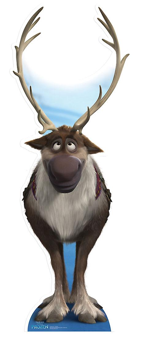 Sven aus Gefrorene Disney Pappausschnitt / Standee