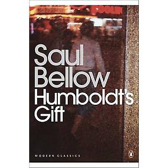 Humboldt's Gift by Saul Bellow - Jeffrey Eugenides - 9780141188768 Bo
