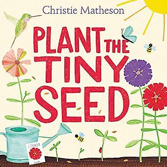 Plant de klein zaad