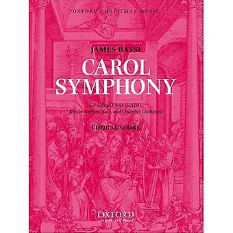 Carol Symphony: Klavierauszug: Chorpartitur