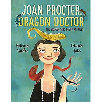 Joan Procter, Dragon Doctor: The Woman Who Loved Reptiles