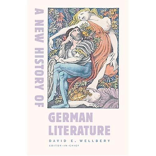 A nouveau History of Gerhomme Literature (Harvard University Press Reference Library)