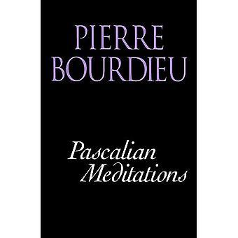 Pascalian meditaties