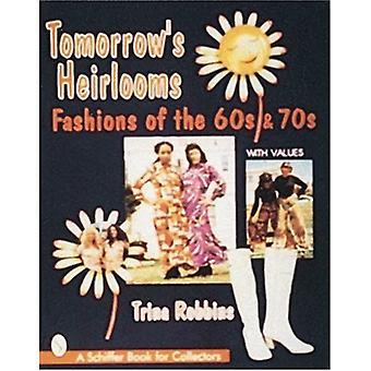Scheda jutra: kobiet mody z lat 60 i 70-tych (Schiffer książki dla kolekcjonerów (Hardcover))