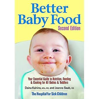 Bättre barnmat