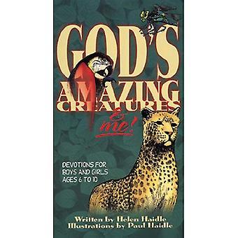 Gods Amazing Creatures and Me!
