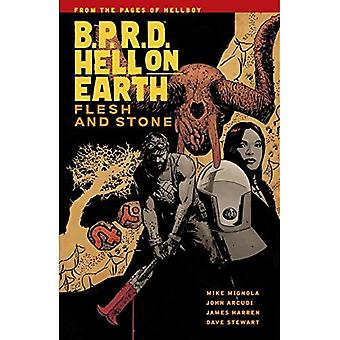 B.P.R.D Hell On Earth Vol. 11 : Flesh And Stone