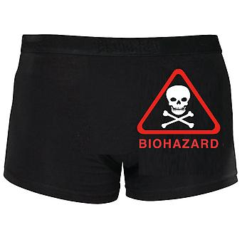 Biohazard Fart Shorty Boxers