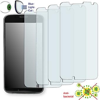 Motorola MOTO X screen protector - Disagu ClearScreen protector (miniature sheet)