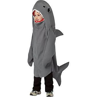Shark Child Costume 2