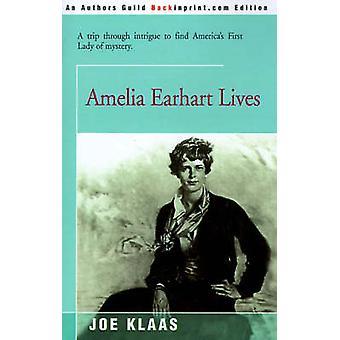 إميليا ايرهارت يعيش رحلة عبر دسيسة للعثور على السيدة الأولى في الأمريكتين من الغموض من كلاس آند جو