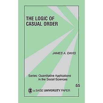 Lógica de orden Causal por Davis y James A