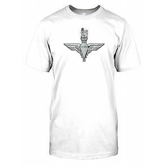 Brittiska Paras insignier Mens T Shirt