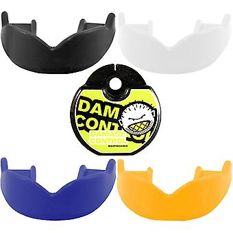 Damage Control Extreme Impact Boil-N-Bite Mouthguard - Solid Colors