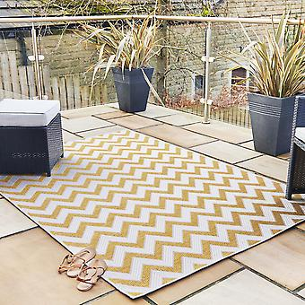 Florence Alfresco Trieste Runner In Yellow