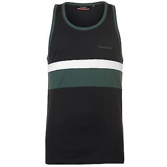 Pierre Cardin Herren dünn schneiden und Nähen Weste ärmellos Tank-Top T-Shirt-T-Shirt