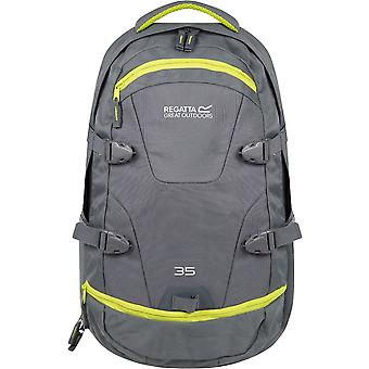 Regatta Paladen 35 Litre Robust Daypack Bag Detachable Rain Cover