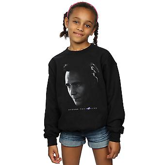 Marvel Girls Avengers Endgame Avenge The Fallen Loki Sweatshirt