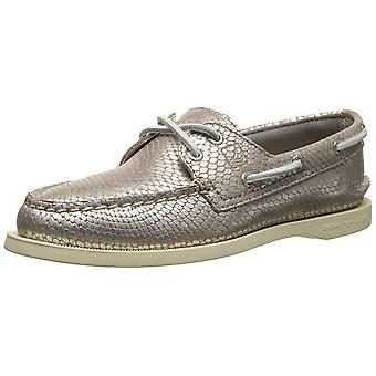 Sperry Top-Sider Women's A/O 2-Eye Python Boat Shoe