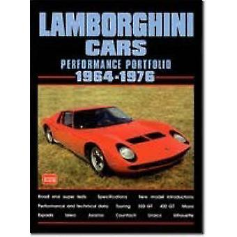 Lamborghini Cars Performance Portfolio 1964-1976 by R. M. Clarke - 97